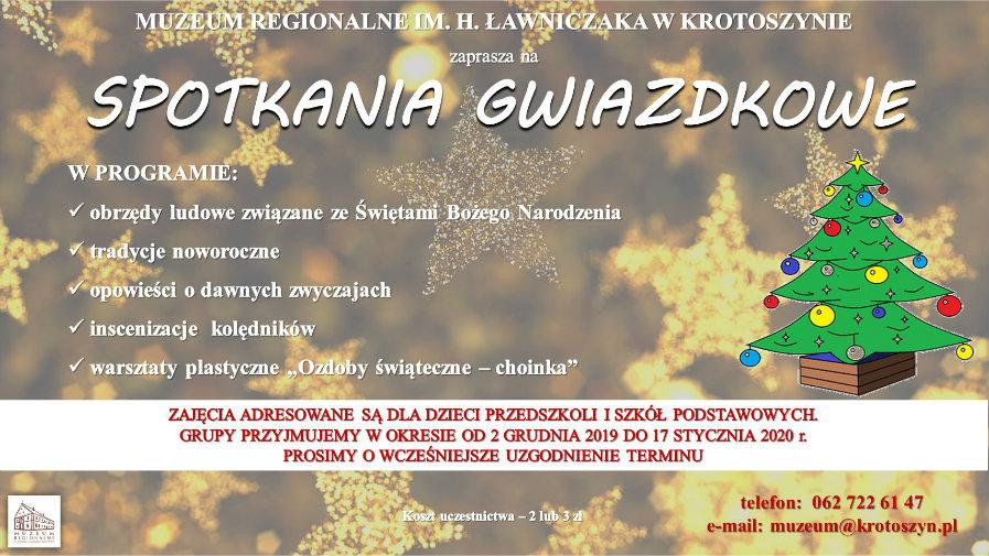 """""""Spotkania Gwiazdkowe"""""""