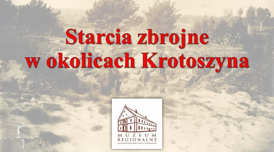 Starcia zbrojne w okolicach Krotoszyna